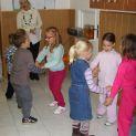 Októbrové vystúpenie detí z MŠ Slovanská